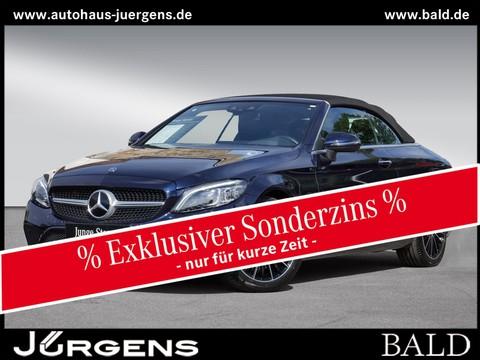 Mercedes-Benz C 400 Cabrio Memo 18