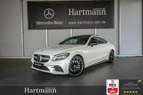 "Mercedes-Benz C 43 AMG Coupé 19"" Abgas"