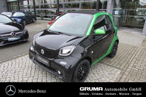 smart ForTwo electric drive 60kW COOL-MEDIA