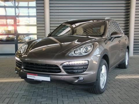 Porsche Cayenne S Diesel (HomeLink )