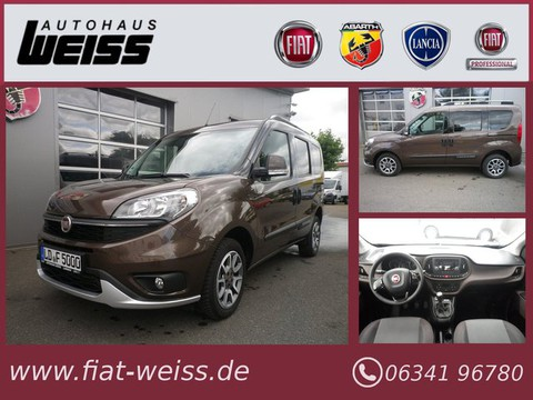 Fiat Doblo 1.6 Multijet Trekking