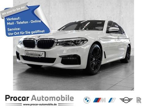 BMW 530 i M SPORT LIVE FINANZ