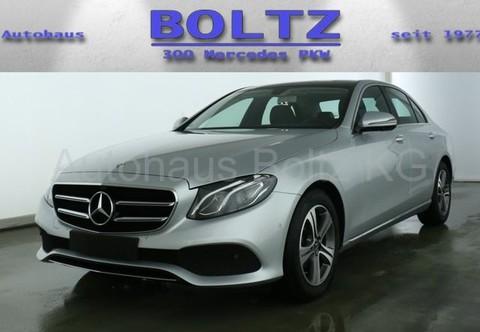 Mercedes-Benz E 220 d eNp 61500 - Avantgarde