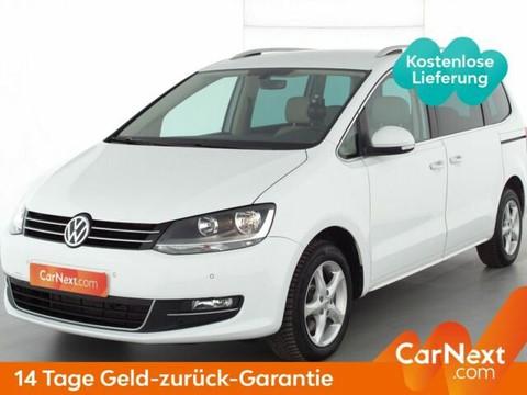 Volkswagen Sharan 2.0 TDI STNDHZG