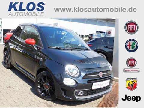 Fiat 500S 1.2 129mtl 16ZOLL