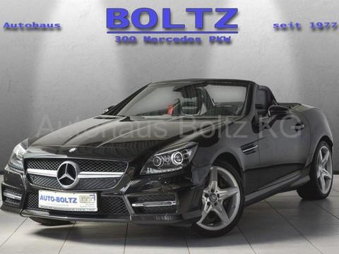 Mercedes-Benz SLK 200 BE AMG L ASC BiX
