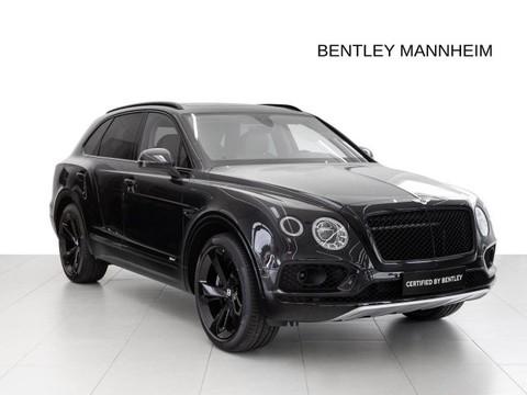 Bentley Bentayga Hybrid Vollleder