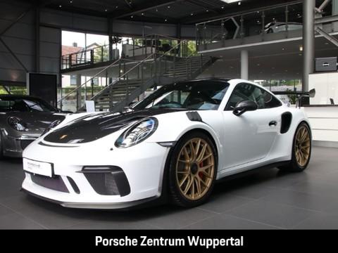 Porsche 911 GT3 Weissach-Paket I Hinterachslenkung I Liftsystem