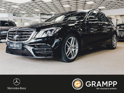 Mercedes-Benz S 450 AMG Fond Massage NP145