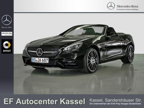 Mercedes SLC 43 AMG undefined