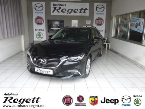 Mazda 6 2.2 Kombi Exclusive-Line 150 Dyn