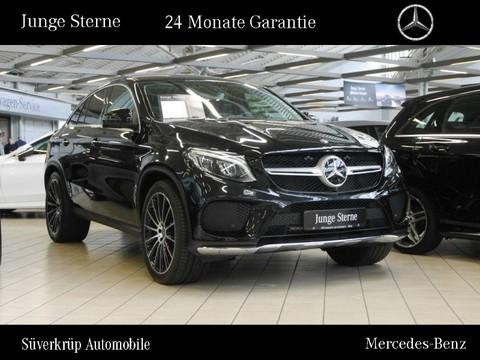 Mercedes GLE 500 Coupé AMG PAN AIRMAT ACTIVE CUR