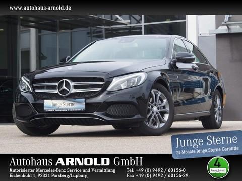 Mercedes C 200 Avantgarde Business