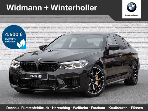 BMW M5 Limousine M Drivers Package