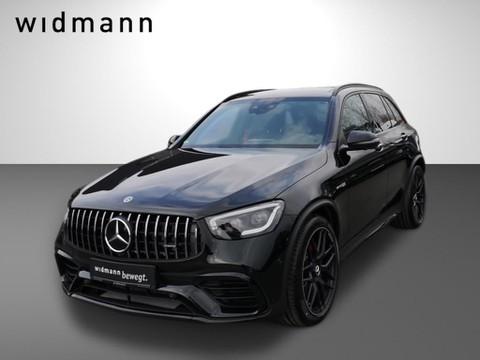 Mercedes-Benz GLC 63 AMG S AMG MBUX NightP
