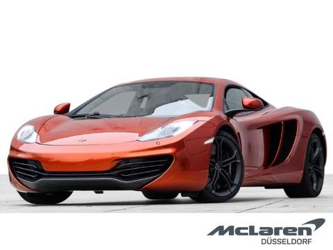 McLaren MP4-12C Coupe MY12 Volcano Orange
