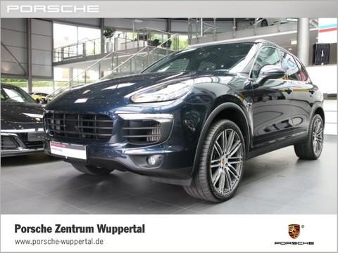 Porsche Cayenne Diesel Moonlightbluemetallic Sport Chrono
