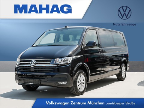 "Volkswagen T6 Caravelle 2.0 TDI Comfortline - - ""Discover Media"" - im Front und Heckbereich - """" 3-Zonen Caravelle Comf LR110 TDIAU7"