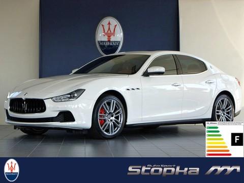 Maserati Ghibli S Q4 MY17 ° 20LM Carbon ZEGNA