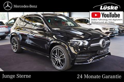 Mercedes-Benz GLE 400 d AMG Line E-ACTIVE BODY