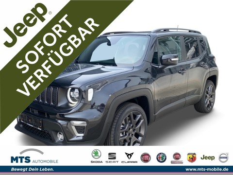 Jeep Renegade 1.3 S 4Xe 240PS