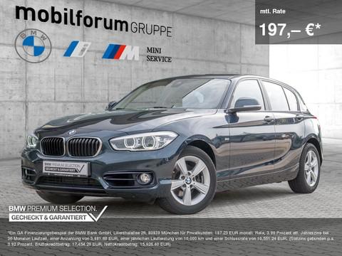 BMW 120 d Sport Line