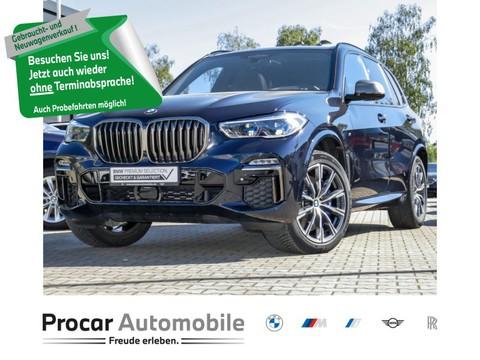 BMW X5 M50 d Gestiksteuerung HiFi