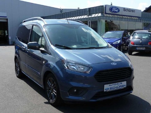 Ford Tourneo Courier Sport