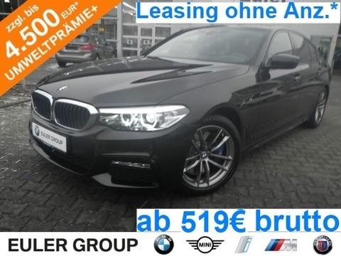 BMW 540 i xDrive M Sport DAP GSD Aktivlenkung HiFi Sitze Innovationspaket
