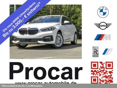 BMW 118 i Advantage Vorn