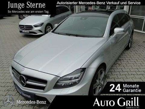 Mercedes CLS 63 AMG SB Fahrass Logic7 Multokont