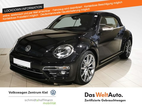 Volkswagen Beetle 1.4 TSI Cabrio Allstar