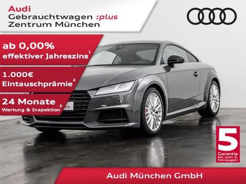 Audi TTS 2.0 TFSI qu Coupé Zoll