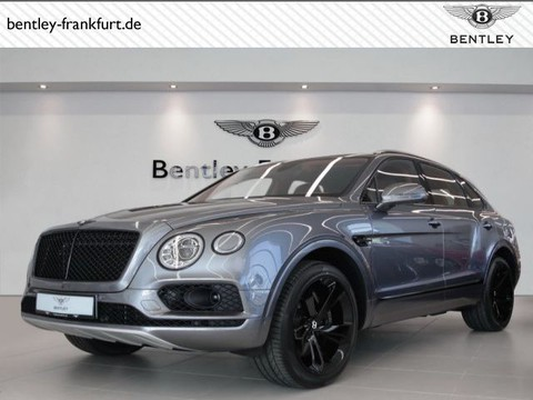 Bentley Bentayga V8 MY18 von BENTLEY FRANKFURT