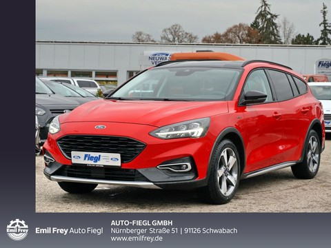 Ford Focus ACTIVE Winter Pkt