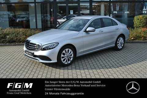 Mercedes-Benz C 220 d EXCLUSIVE Licht