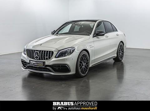 Mercedes-Benz C 63 AMG D I E-P E R F E K T E-M A S C H I N E