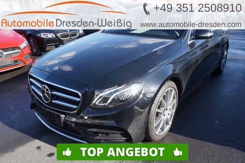 Mercedes-Benz E 300 d Avantgarde AMG