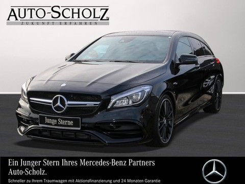 Mercedes CLA 45 AMG Shooting Brake BUSINESSPAKET NIGHT LE