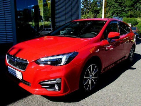 Subaru Impreza 2.0 Exclusive Automatik Eye Sigh