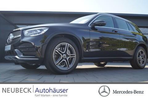 Mercedes-Benz GLC 220 d AMG Line Burmester