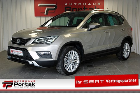 Seat Ateca 1.4 EcoTSI Xcellence Spurhal