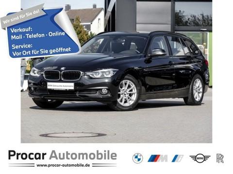 BMW 320 d Advantage Fin