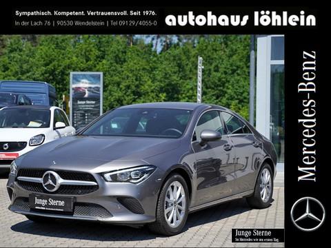 Mercedes-Benz CLA 180 Coupé AMBIENTE MBUX TOUCH T