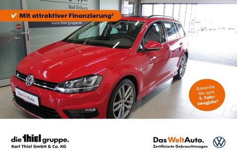 Volkswagen Golf Variant 1.4 TSI Allstar R-Lineückfahrk