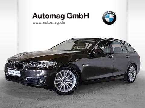 BMW 528 i xDrive Luxury-Line Komfortsitze 18Zoll