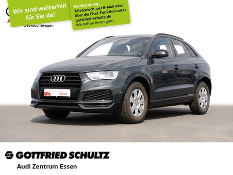 Audi Q3 1.4 TFSI S-LINE MUFU