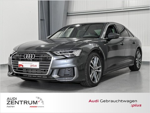 Audi A6 50 TFSI e quattro sport