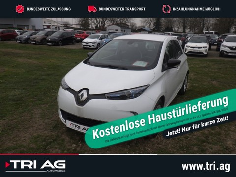 Renault ZOE Intens zzgl Batteriemiete Multif Lenkrad