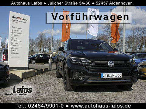 Volkswagen Touareg 4.0 TDI V8